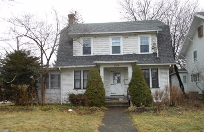 241 Lawrence St, Ravenna, OH 44266 - MLS#: 3979208