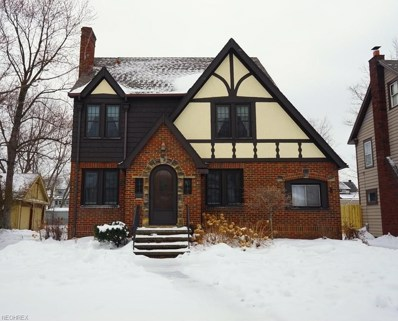 2627 Canterbury Rd, Cleveland Heights, OH 44118 - MLS#: 3979530