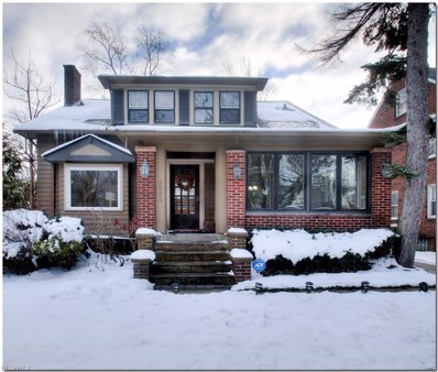 2553 S Taylor Rd, Cleveland Heights, OH 44118 - MLS#: 3979775