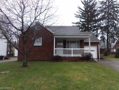 50 Glacier Ave, Youngstown, OH 44509 - MLS#: 3980375
