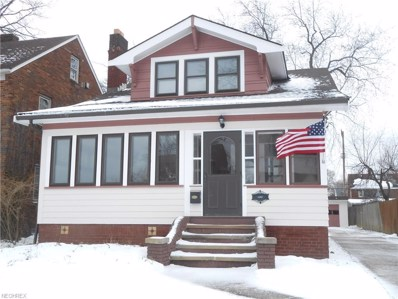 16807 Laverne Ave, Cleveland, OH 44135 - MLS#: 3980412