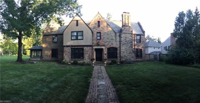 17468 Shelburne Rd, Cleveland Heights, OH 44118 - MLS#: 3980923