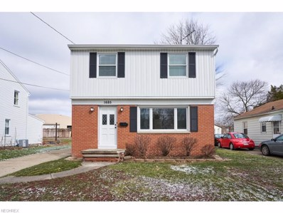 1685 Kingsley Ave, Akron, OH 44313 - MLS#: 3981056