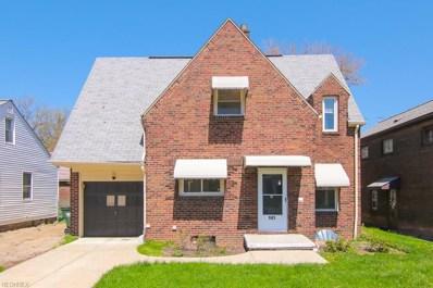 141 E 206th St, Euclid, OH 44123 - MLS#: 3981669