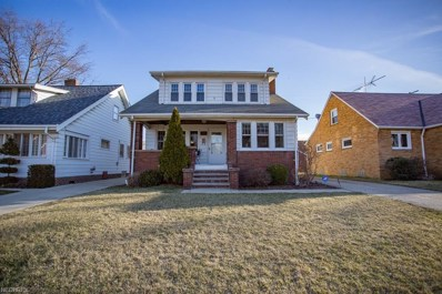 17409 Tarrymore Rd, Cleveland, OH 44119 - MLS#: 3981688