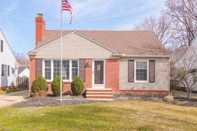 16396 Parklawn Ave, Middleburg Heights, OH 44130 - MLS#: 3982240