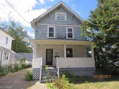 392 Montrose Ave, Akron, OH 44310 - MLS#: 3982404