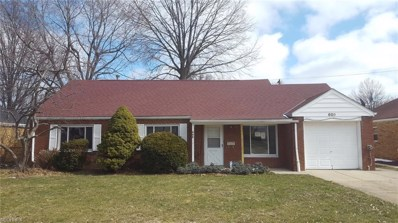 609 Birch Ave, Euclid, OH 44132 - MLS#: 3982683