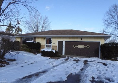1203 Jackie Ln, Cleveland, OH 44124 - MLS#: 3982720