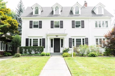 2207 Demington Dr, Cleveland Heights, OH 44106 - MLS#: 3982994