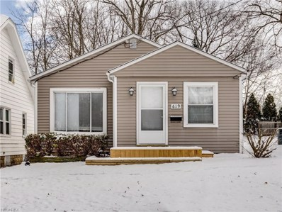 619 Eastland Ave, Akron, OH 44305 - MLS#: 3983052