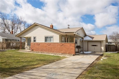 4286 W 180th St, Cleveland, OH 44135 - MLS#: 3983227