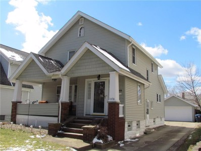 1450 Redwood Ave, Akron, OH 44301 - MLS#: 3983659