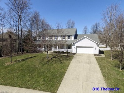 816 Thelma Dr, Wadsworth, OH 44281 - MLS#: 3985054