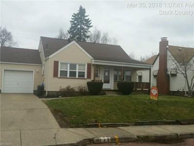 349 Roslyn Ave NORTHWEST, Canton, OH 44708 - MLS#: 3985171
