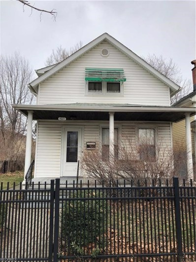 1601 E 47th St, Cleveland, OH 44103 - MLS#: 3985289
