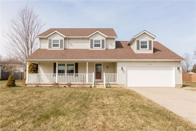 556 Fieldstone Dr, Amherst, OH 44001 - MLS#: 3985563