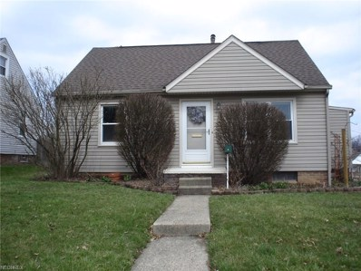 1529 32nd St NORTHEAST, Canton, OH 44714 - MLS#: 3985747