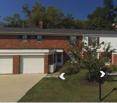 119 Chatham Way UNIT 119B, Mayfield Heights, OH 44124 - MLS#: 3985995