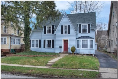2585 Idlewood Rd, Cleveland Heights, OH 44118 - MLS#: 3986102