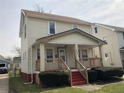 4691 Burleigh Rd, Garfield Heights, OH 44125 - MLS#: 3986241