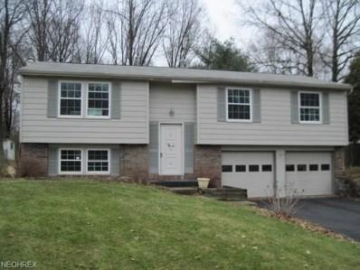 1358 Cranbrook Dr NORTHEAST, Warren, OH 44484 - MLS#: 3986626