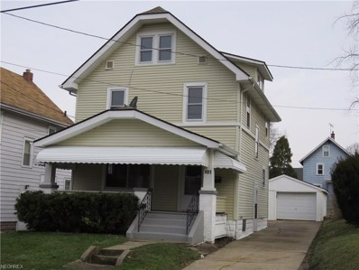 491 Palmetto Ave, Akron, OH 44301 - MLS#: 3986891