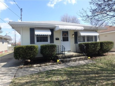 555 Stanley Rd, Akron, OH 44312 - MLS#: 3986923
