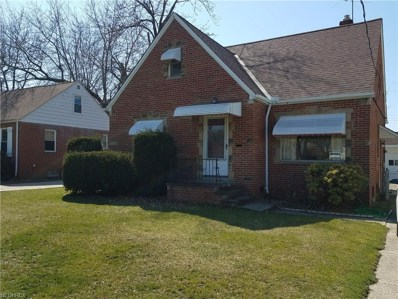 724 E 250th St, Euclid, OH 44132 - MLS#: 3986964