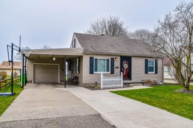 4864 14th St SOUTHWEST, Canton, OH 44710 - MLS#: 3987444