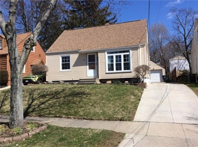 1659 Oakwood Ave, Akron, OH 44301 - MLS#: 3987506