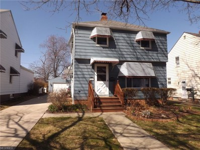 13303 Thraves Ave, Garfield Heights, OH 44125 - MLS#: 3987921