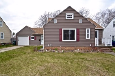3208 Maplecrest Ave, Parma, OH 44134 - MLS#: 3987975
