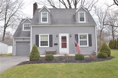 45 Maple St, Canfield, OH 44406 - MLS#: 3988191