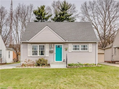 1627 33rd St NORTHEAST, Canton, OH 44714 - MLS#: 3988310
