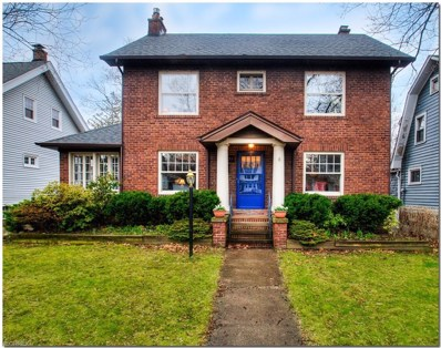 2620 Shaker Rd, Cleveland Heights, OH 44118 - MLS#: 3988472