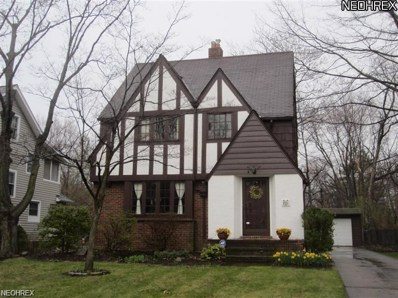 891 Roanoke Rd, Cleveland Heights, OH 44121 - MLS#: 3988494