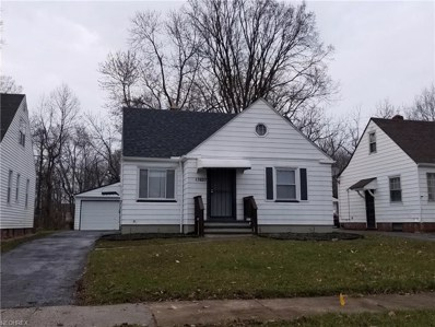 13823 Cranwood Park Blvd, Garfield Heights, OH 44125 - MLS#: 3988639