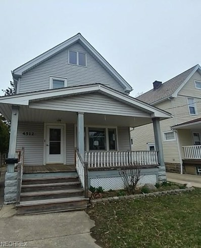 4512 Ardmore Ave, Cleveland, OH 44144 - MLS#: 3988679