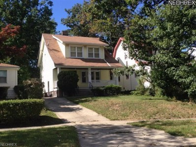 830 Caledonia Ave, Cleveland Heights, OH 44112 - MLS#: 3989131