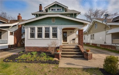 16706 Ernest Ave, Cleveland, OH 44111 - MLS#: 3989144