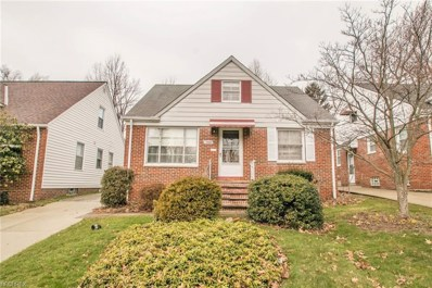 1524 Maplegrove Rd, Cleveland, OH 44121 - MLS#: 3989224