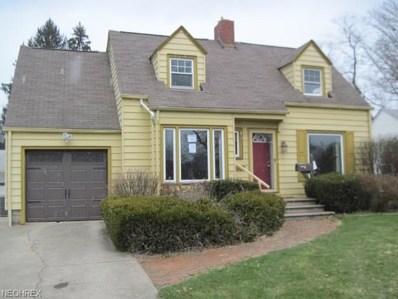 1408 Kensington St NORTHWEST, Warren, OH 44485 - MLS#: 3989377