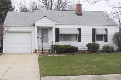 1629 Curry Dr, Lyndhurst, OH 44124 - MLS#: 3989421