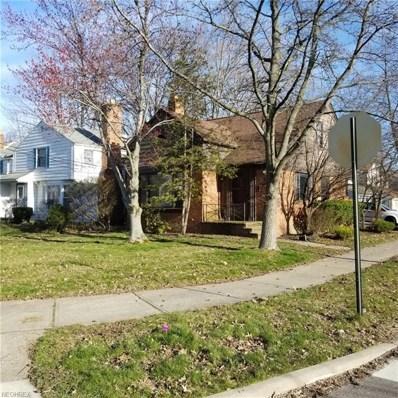 14333 Washington Blvd, University Heights, OH 44118 - MLS#: 3989434