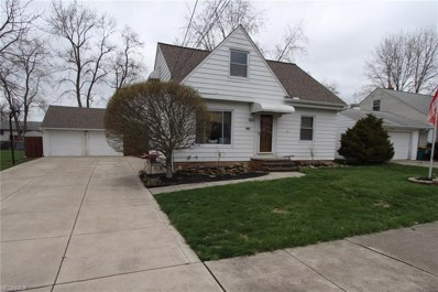 16201 Woodbrook Ave, Maple Heights, OH 44137 - MLS#: 3990135