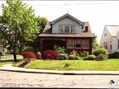 8127 Garfield Blvd, Garfield Heights, OH 44125 - MLS#: 3990364