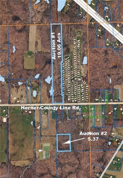Herner County Line, Southington, OH 44470 - MLS#: 3990937