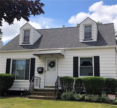 14218 Tabor Ave, Maple Heights, OH 44137 - MLS#: 3991168