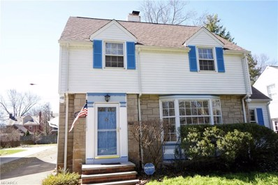 2770 Berkshire Rd, Cleveland Heights, OH 44106 - MLS#: 3991184